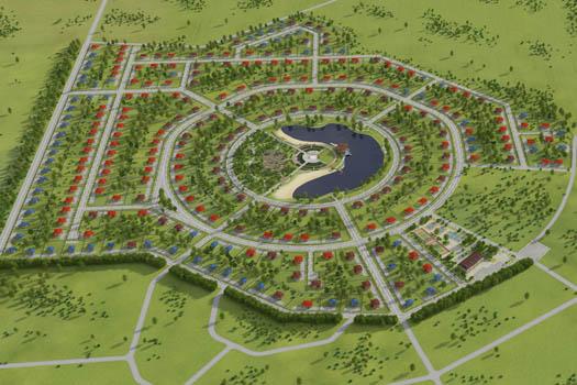 Онегин Парк-план